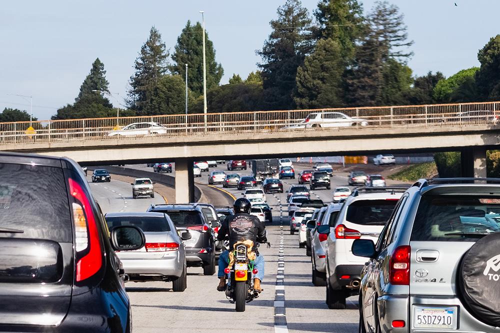 Is Lane Splitting Illegal In Florida